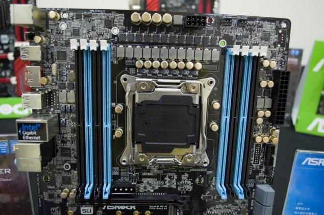ASRock LGA 2011-3 Socket
