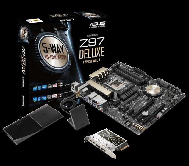 ASUS Z97 Deluxe