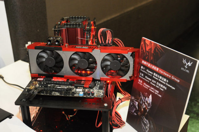 Colorful GeForce GTX 780 Ti Concept Cooling