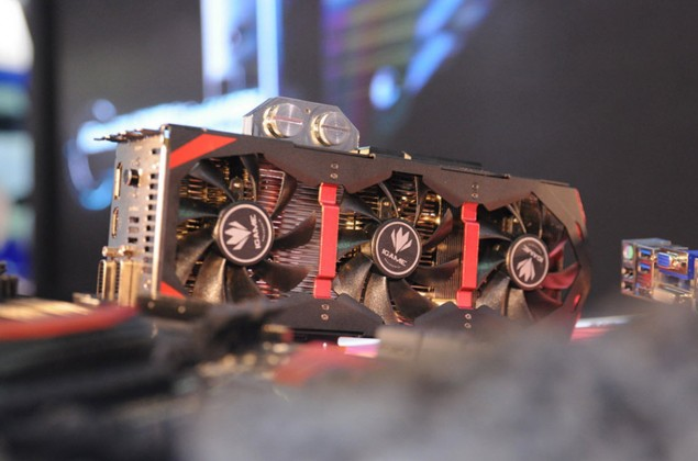 Colorful GeForce GTX 780 Ti Modular Cooling