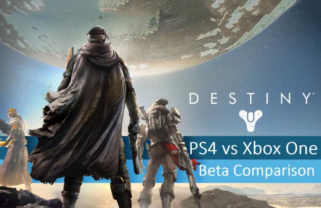Destiny beta xbox one