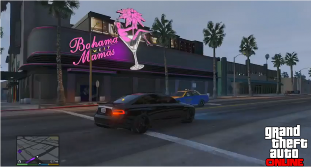 GTA V Strip Club DLC Reportedly Leaked; Adds Two New Strip ...