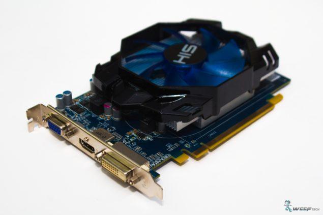HIS Radeon R7 250X iCooler