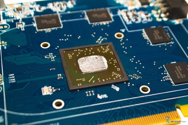HIS Radeon R7 250X iCooler_GPU