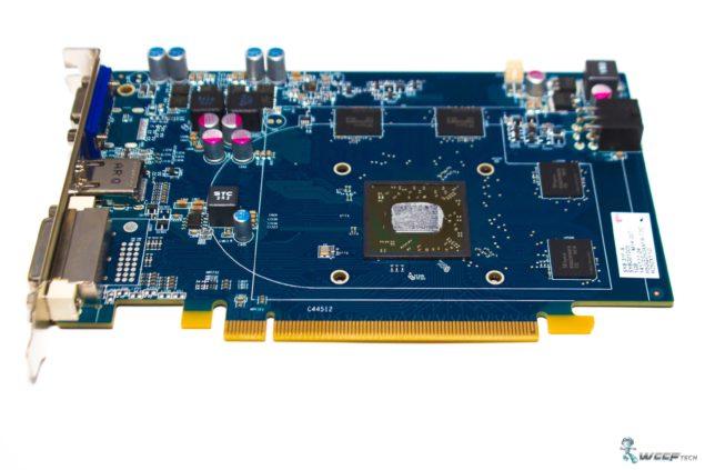 HIS Radeon R7 250X iCooler_PCB Nude
