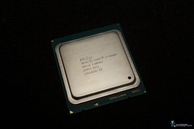 Intel Core i7-4960X Ivy Bridge-E CPU