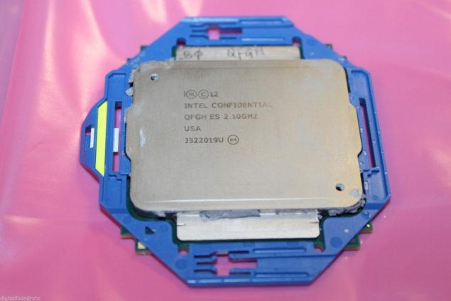Intel Haswell-EP Xeon E5 V3