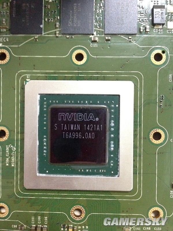 NVIDIA GeForce GTX 880 ES Board_2