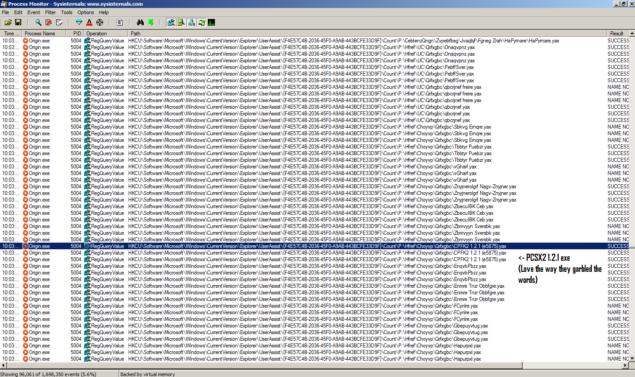 Origin File Snooping