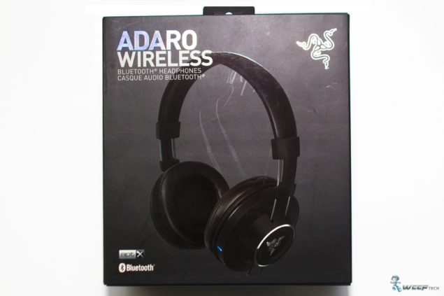 Razer Adaro Wirelress Bluetooth_Box