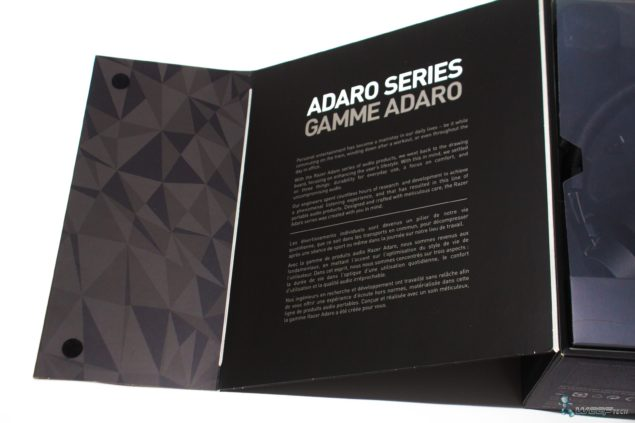 Razer Adaro Wirelress Bluetooth_Box Open