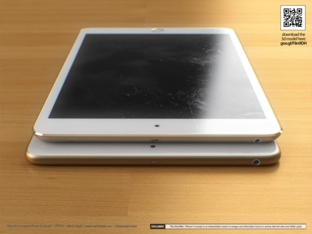 ipad air 2 leaked images