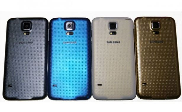 galaxy note 4 colors