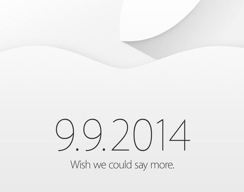 iphone 6 launch event official