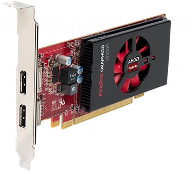 AMD FirePro W2100