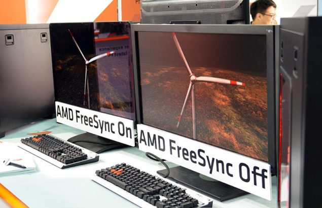 AMD Freesync TechSpot Image