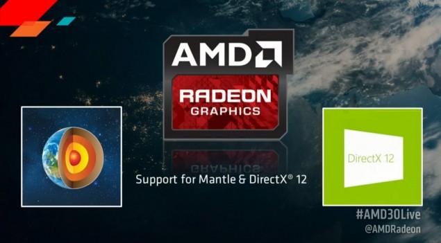 AMD Radeon R9 285 DirectX 12