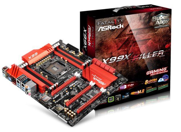 ASRock X99 Killer FATAL1TY Motherboard
