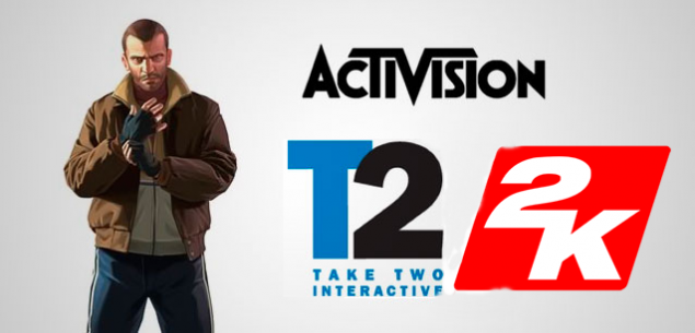 Activision Take Two 2K Games