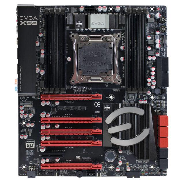 EVGA X99 FTW Motherboard