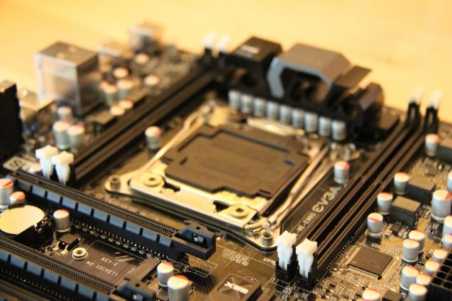 EVGA X99 Micro