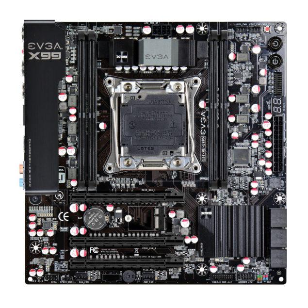 EVGA X99 Micro Motherboard