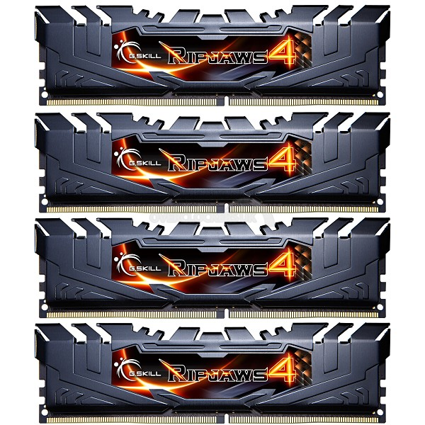 G.Skill Ripjaws IV DDR4 Memory Black