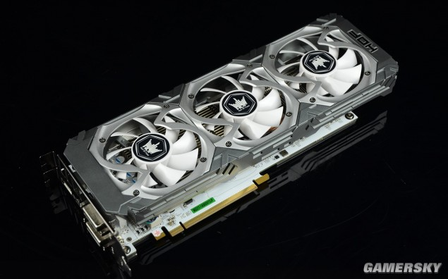 Galaxy GeForce GTX 750 Ti HOF