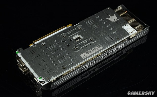 Galaxy GeForce GTX 750 Ti HOF_Back