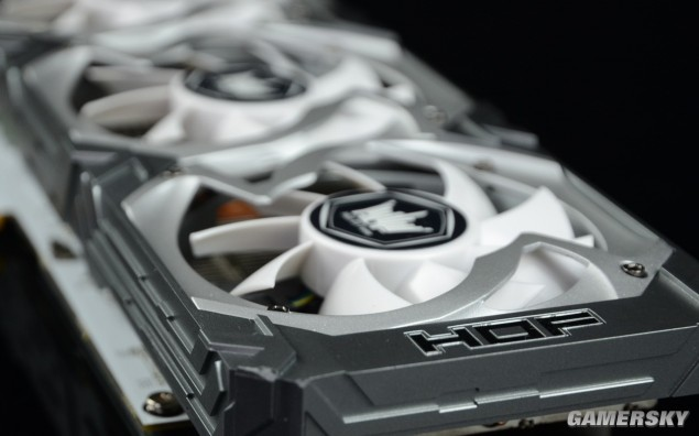 Galaxy GeForce GTX 750 Ti HOF_Hall of Fame