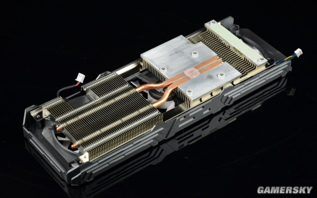 Galaxy GeForce GTX 750 Ti HOF_Heatsink