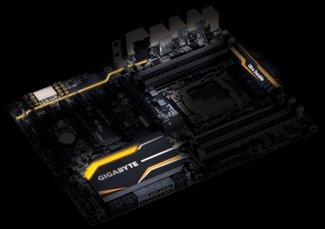 Gigabyte X99-UD4 Motherboard