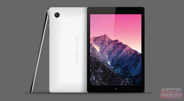 HTC Nexus 9 Codenamed Volantis
