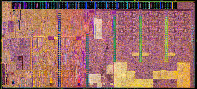 Intel Core M Die