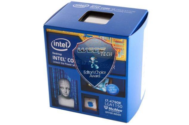 Intel Core i7-4790K DC WCCF Recommended