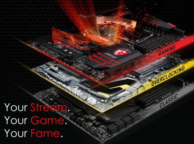 MSI X99 Motherboard Press Slides_1