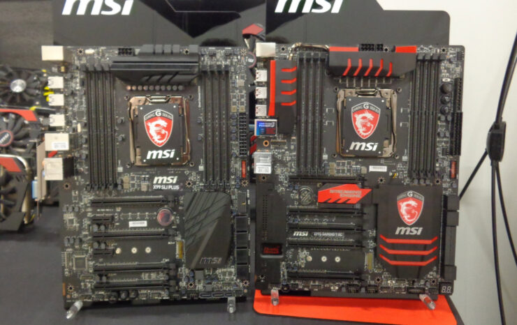 msi-x99-motherboards