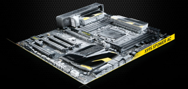 MSI X99S XPOWER AC Motherboard