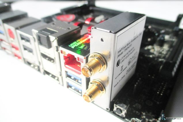 MSI Z97I AC Wireless Module (Custom)