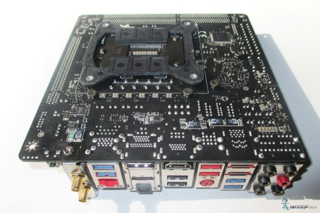 MSI Z97I Back PCB (Custom)