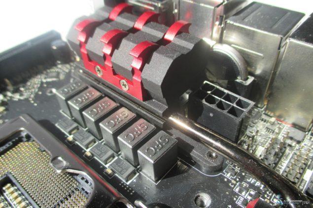 MSI Z97I Heatsink (Custom)