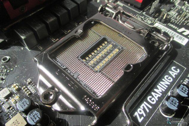 MSI Z97I LGA 1150 Socket (Custom)