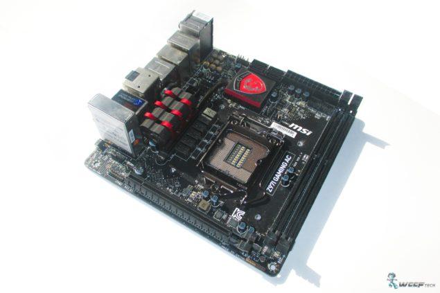 MSI Z97I Motherboard Overview (Custom)