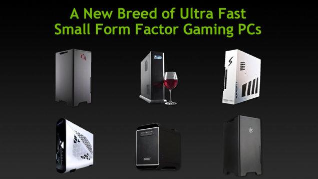 NVIDIA Small Form Factor PCs