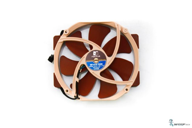 Noctua NH-D15 CPU Cooler _Fan