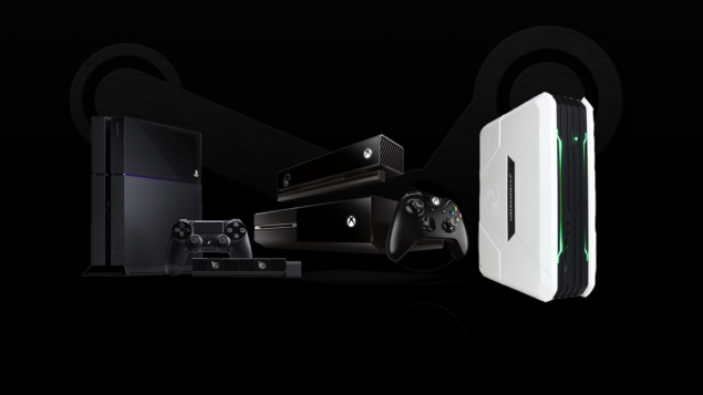PS4 Xbox One Steam Machine