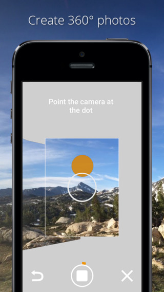 Photo Sphere Camera App by Google Arrives on iPhone