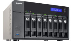 QNAP Releases New NAS Products Featuring Quad-core Intel