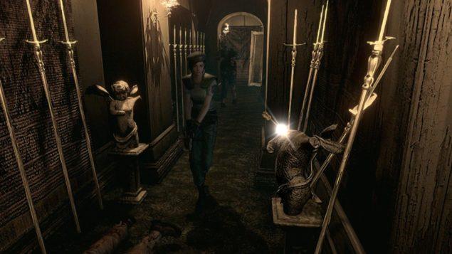 Resident Evil HD Remaster 1