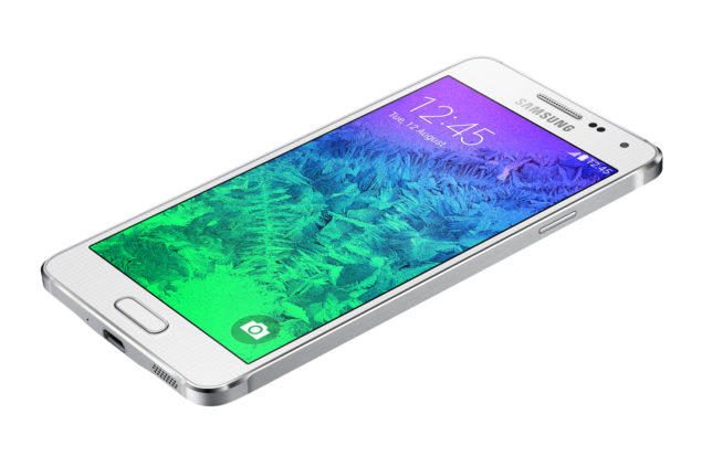 Samsung galaxy alpha price